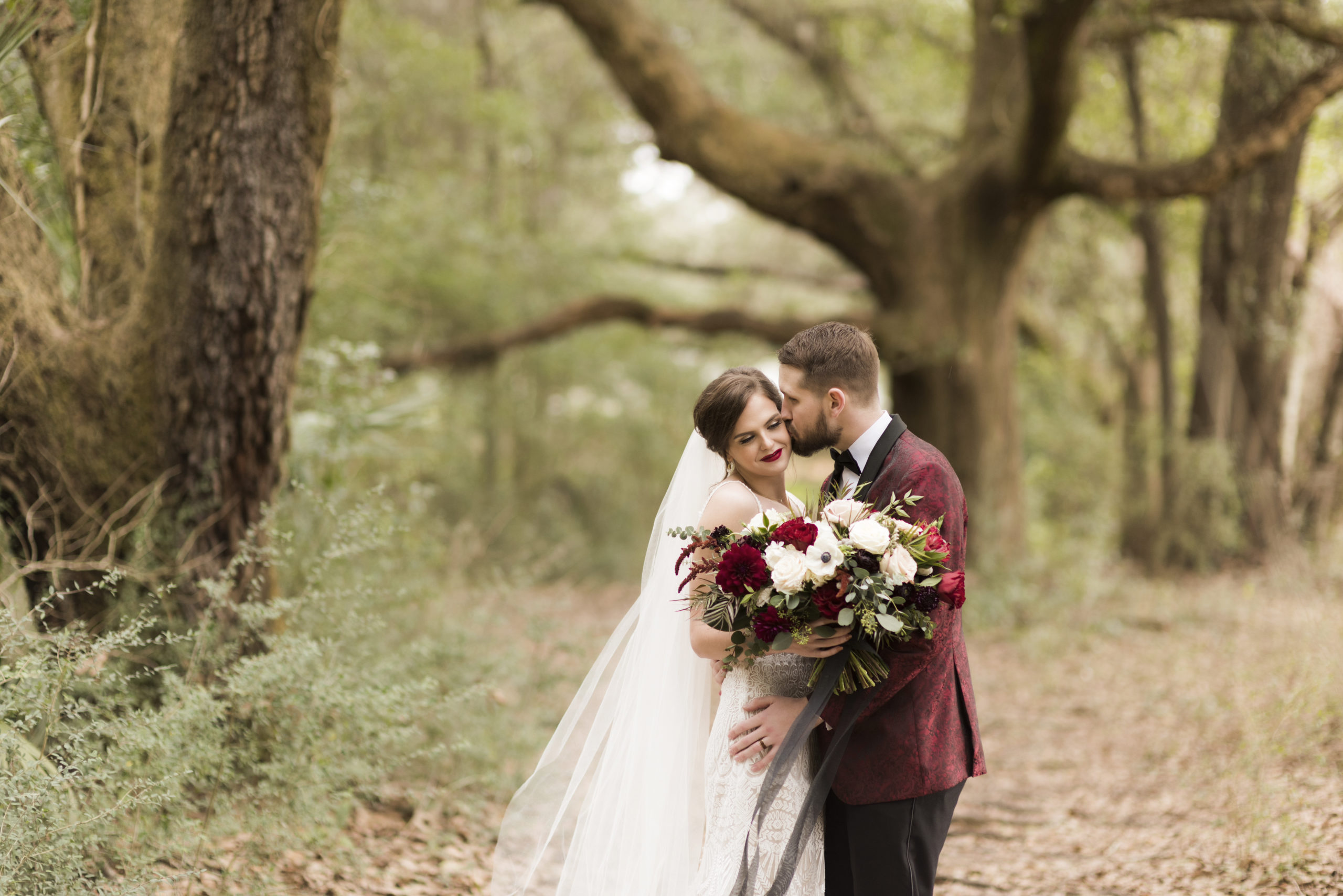 Nature wedding - Aislinn Kate Wedding Photography - Pensacola, Florida